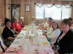 June 2012 Woman's Club of Lakeside