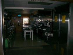 our shiny kitchen