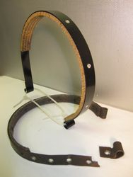 Custom Fabricated and Relined Brake Band-Tractor