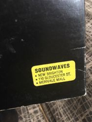 Soundwaves Record Shops Christchurch