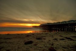 The Crystal Pier