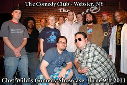 Chet Wild's Comedy Showcase