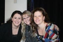 Jen, Louise & Theresa