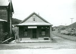 Store and Second Post Office