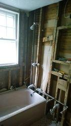 Fully Gut Bathroom
