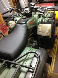 ATV seat cover #3-3