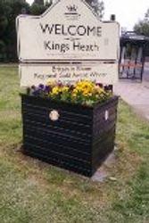 Kings Heath planters project