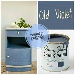 Old Violet Chalk Paint Annie Sloan
