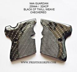 NAA GUARDIAN checkered gloss black CF