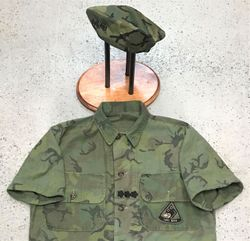 ARVN, Officer (HAC-BAO),