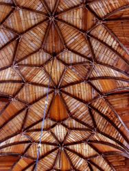 Haarlem Church Ceiling