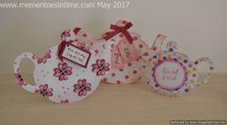 Teapot Cards Various
