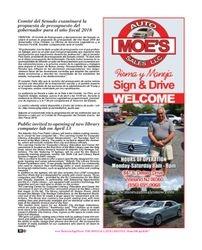 MOE'S AUTO SALES LLC / MOISE AFANADOR