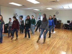 Line Dancing P.E. Elective