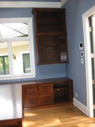 upper bookcase