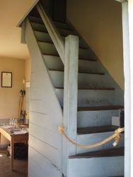Hillsman House Stairway - 2