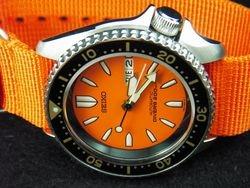 Orange Bullet Mod SKX007