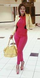 Malisha DaQueen, model/enterpreneur - Maryland, USA.