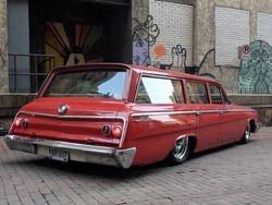 20.62 Chevrolet Bel-Air wagon