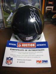 SAM BRADFORD SIGNED RAMS ROOKIE MINI HELMET FROM NFL.COM