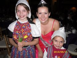 2013 Albany Tulip Queen ~ Kate Bender