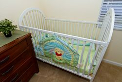 Full Sized Crib
