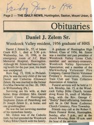 Zelem, Daniel J. 1996