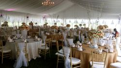 A frame wedding decorations