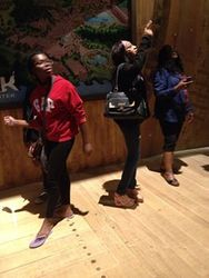 Taking a look around at the Creation Museum