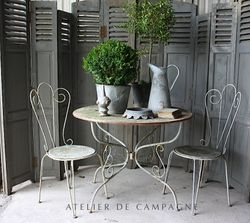 #23/264 Vignette Garden Table and Chairs