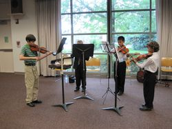 Spring Chamber Music Program
