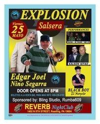 Explosion Salsera