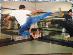 Taekwondo te Bizonspoor Maarsenbroek
