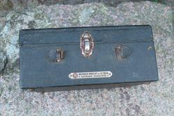 Antikvarinis medicininis prietaisas. Kaina 47 Eur.