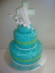 Baptism /Christening Cake1(SP070)