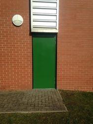 Site 1. After- New door!