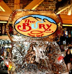 The Bury with 3D mountaian luge and bottle holders