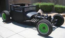 31.26 Ford Model T Rat Rod.