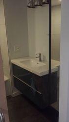 Basement Bath Lav