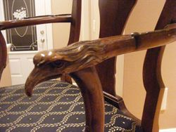 Eagle Arm Side Chair