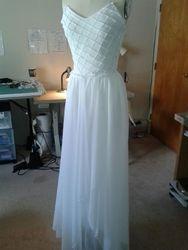 Prom dress custom made