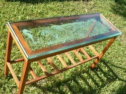 Sea Horse End Table