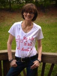 Lisa sporting it in MD