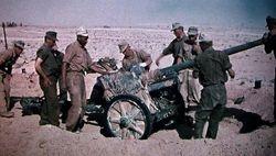 PAK Guns in the Desert: