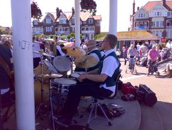 Broadstairs Bandstand - July 2008