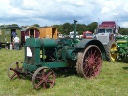 Hart-Parr tractor
