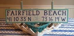 Fairfield Beach w/ sand dollar