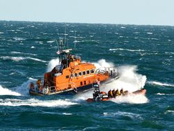 Red Bay All-Weather & Inshore Lifeboats