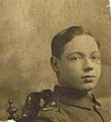 Pte. 350715 Eugene Melia of the 1/9th battalion.