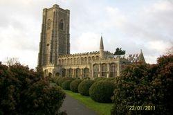 Lavenham - St Peter & St Paul Church